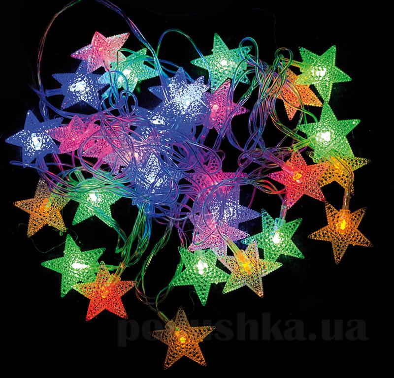 Электрогирлянда цветная Созвездие Новогодько 800856