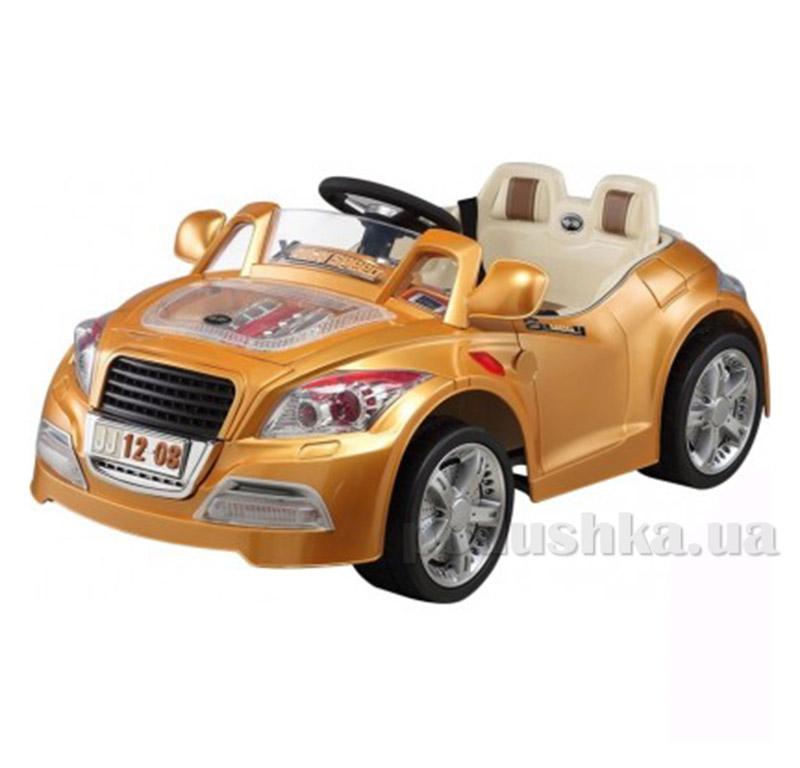 Электромобиль Bambi B28ARS-6 р/у Gold
