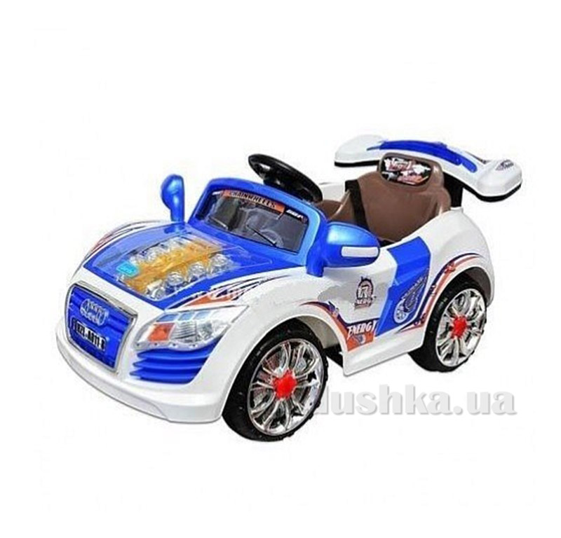 Электромобиль Bambi M0560 р/у Голубой