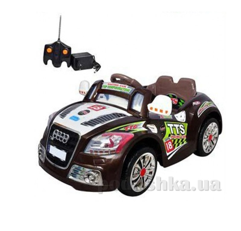 Электромобиль Bambi M0620 р/у Brown