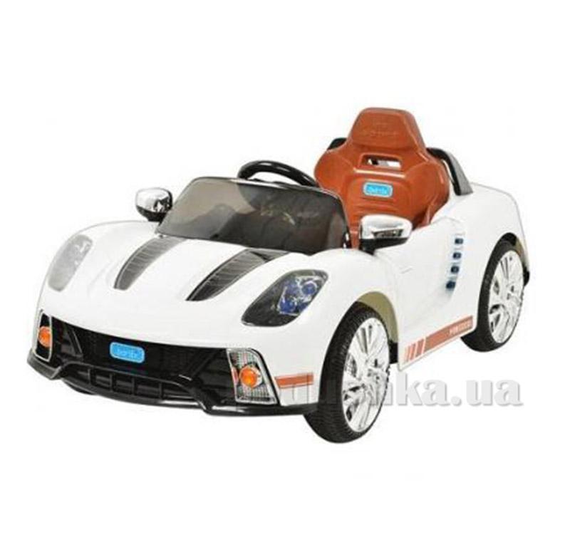 Электромобиль Bambi M 1603 R-1 р/у Porsche Белый