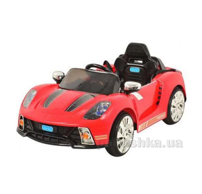 Электромобиль Bambi M 1603 R-3 р/у Porsche Красный