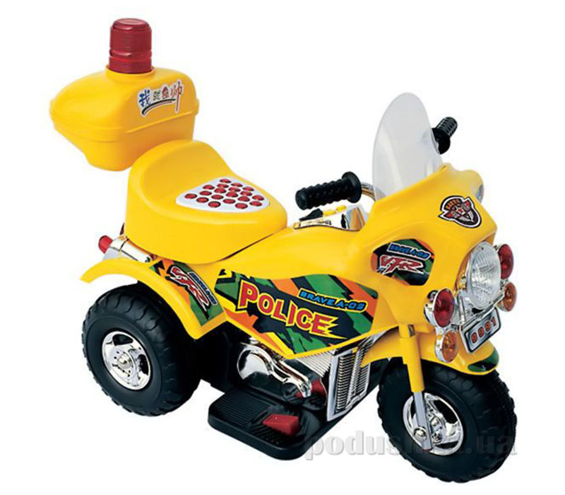 Электромобиль мотоцикл Bambi ZP9991-6