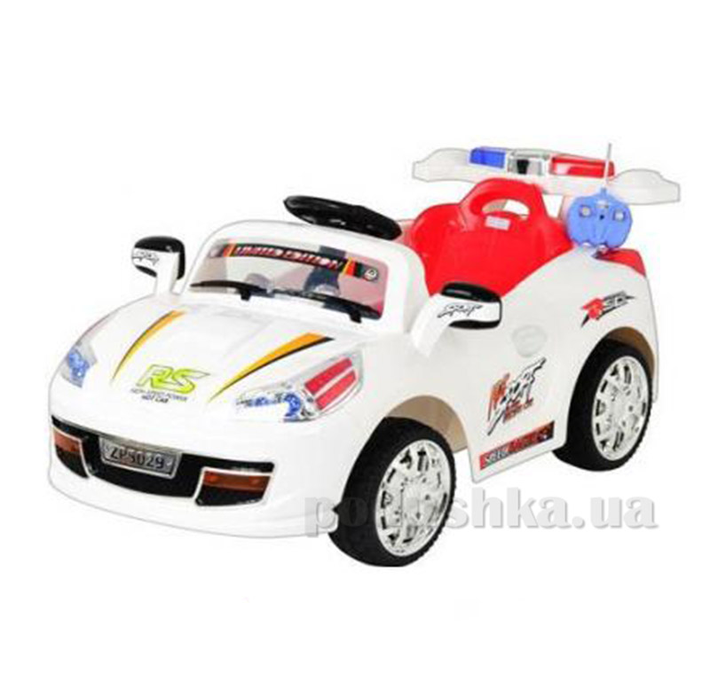 Электромобиль Bambi ZP 5029 R-1 р/у Белый