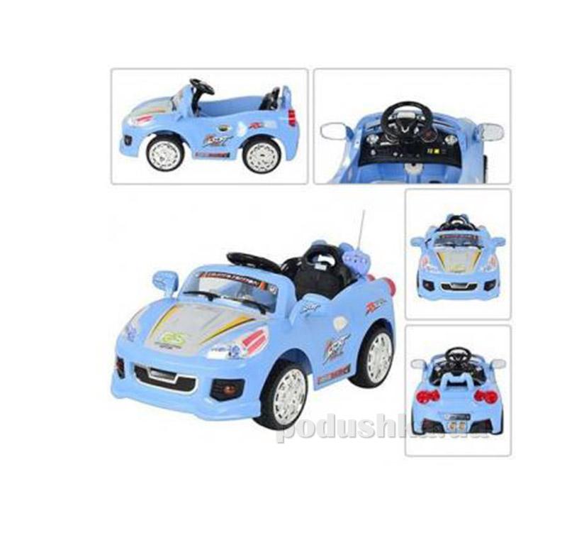 Электромобиль Bambi ZP 5030 R-4 р/у Голубой