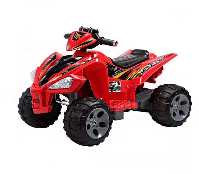 Электромобиль квадроцикл Bambi JA-S 007-3 Red