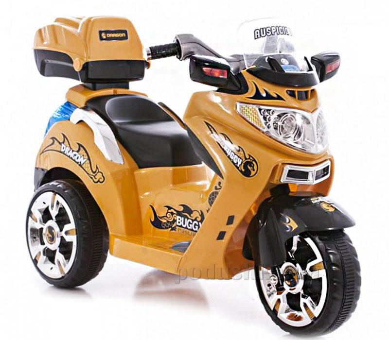 Электромобиль мотоцикл Bambi M 0664