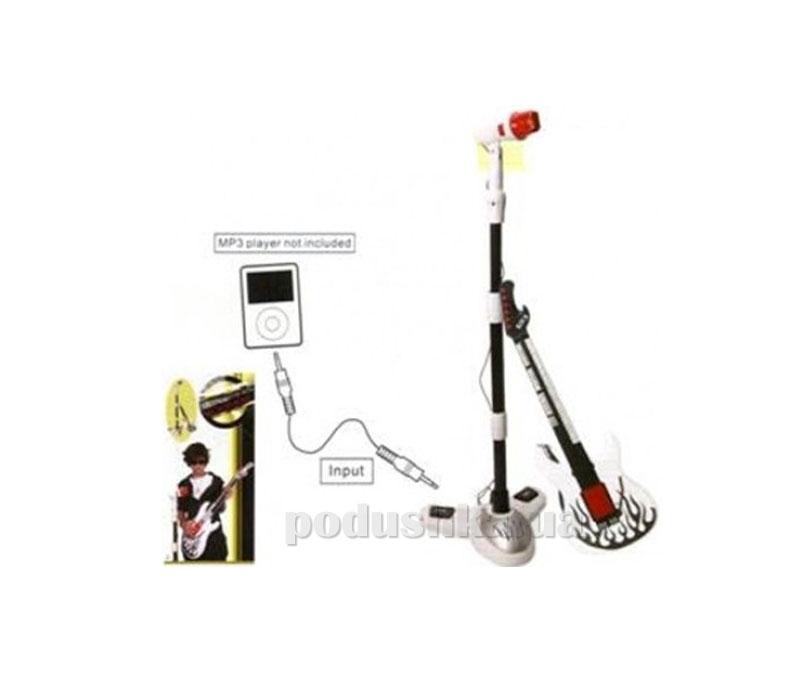 Электронная гитара с микрофоном 637B/623A Potex   Potex
