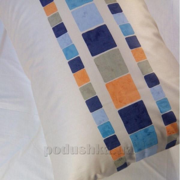 Элементы постельного белья Billerbeck мако-сатин Beige squares cold