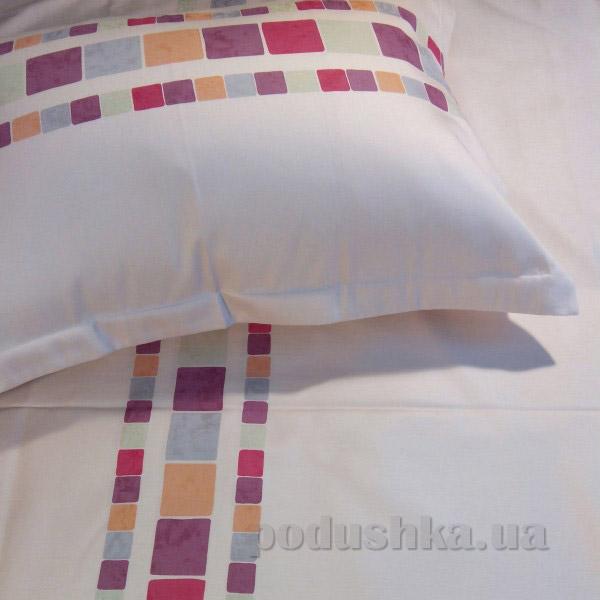 Элементы постельного белья Billerbeck мако-сатин Beige squares hot