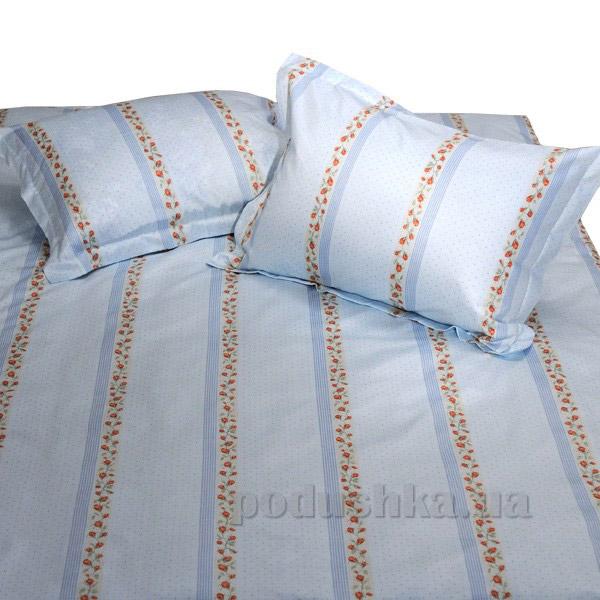 Элементы постельного белья Billerbeck мако-сатин Blue stripe