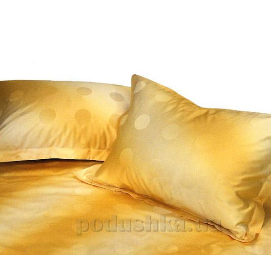 Элементы постельного белья Billerbeck мако-сатин Yellow circles