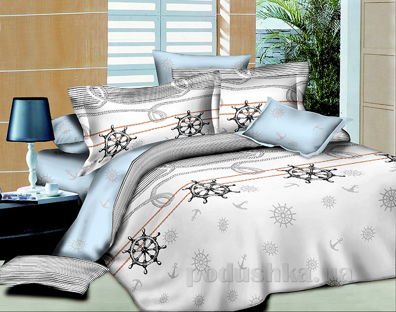 Элементы постельного белья Budva SoundSleep Поплин