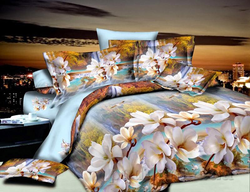Элементы постельного белья Sian SoundSleep поплин