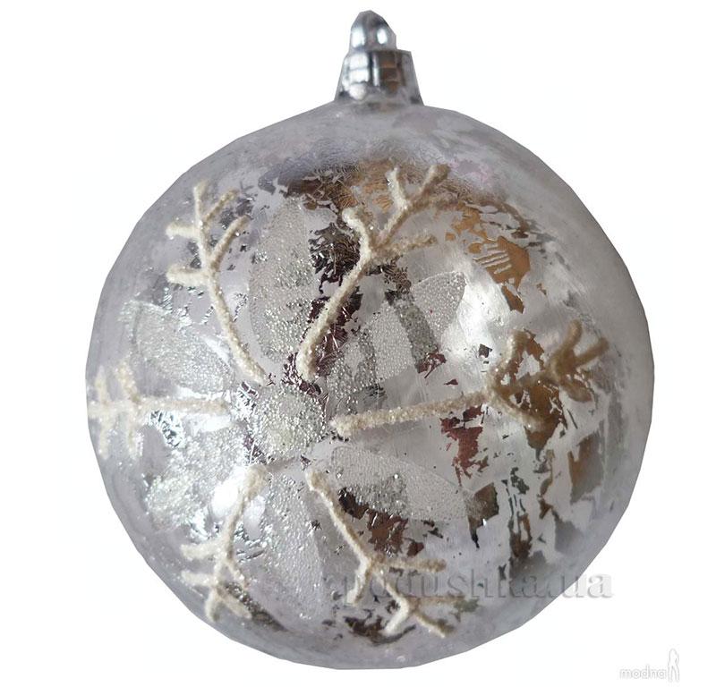 Елочный шар Снежинка Новогодько 971780