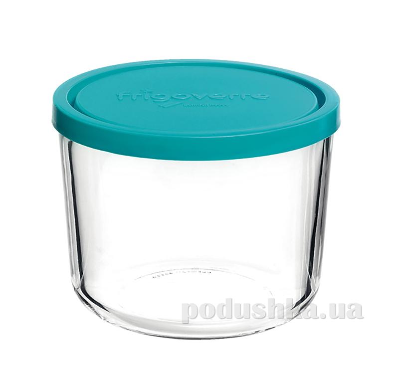 Емкость для продуктов Bormioli 0,7 л голубая