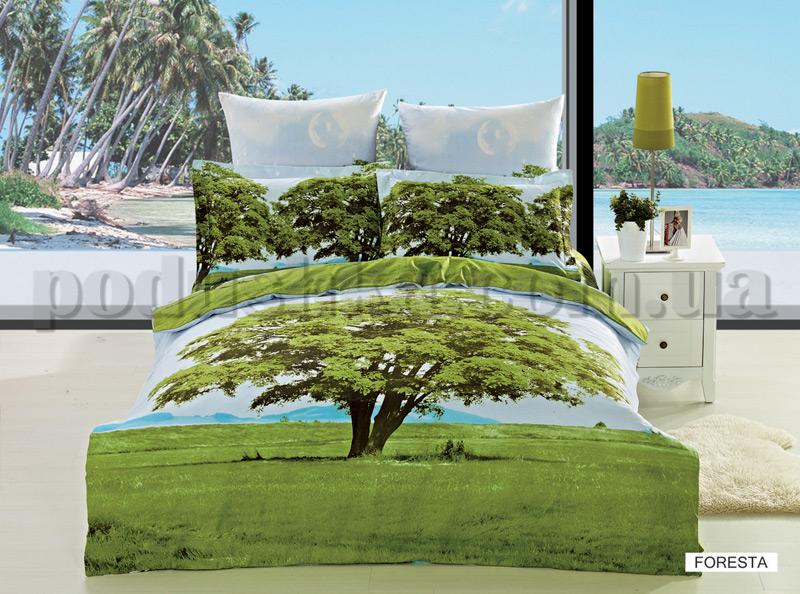 Постельное белье Arya 3D Foresta