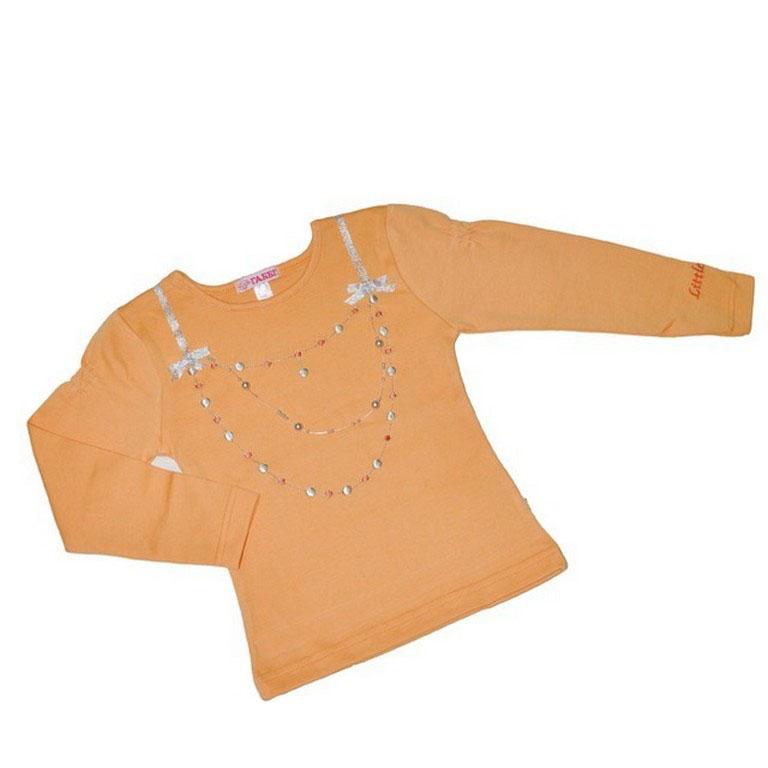 Блуза для девочек Кокетка Габби 1915