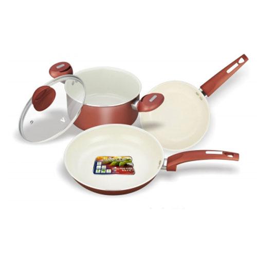 Набор посуды Vitesse VS-2216 с антипригарным покрытием