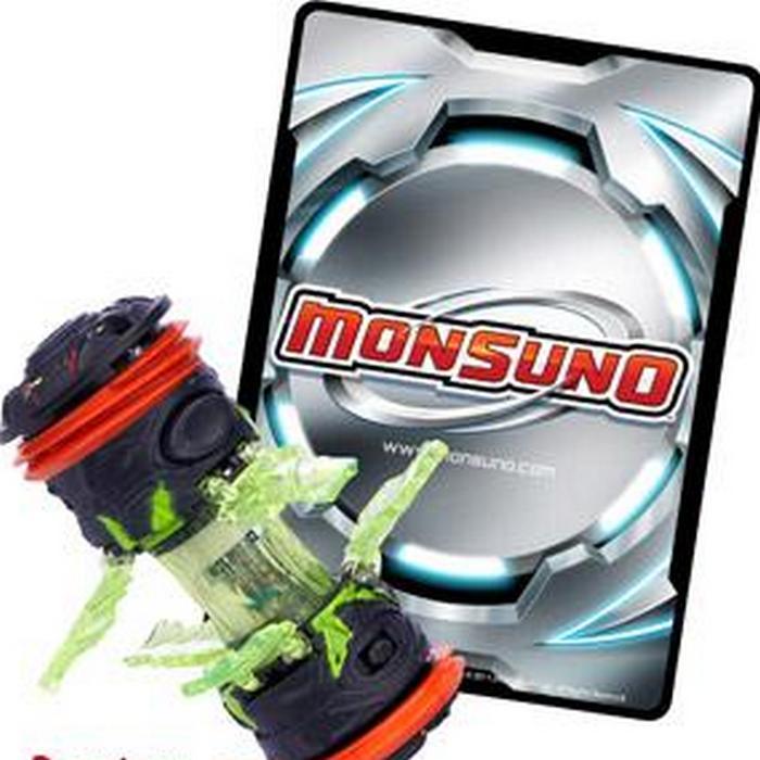 Дикая капсула Monsuno Lava Slash Wild Core W1 24989-24987-MO