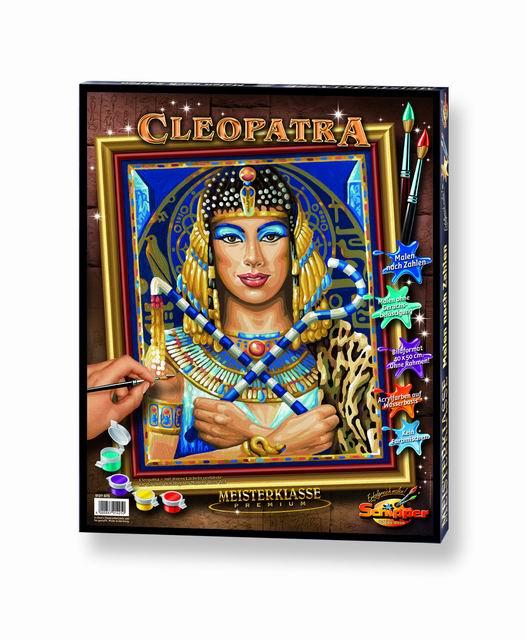 Художественный творческий набор Клеопатра