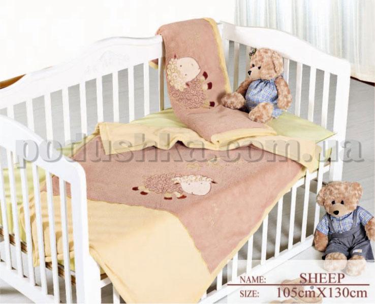 Плед детский Arya Sheep
