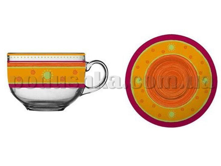 Чайный сервиз Luminarc PAREO CORAIL 12 предметов