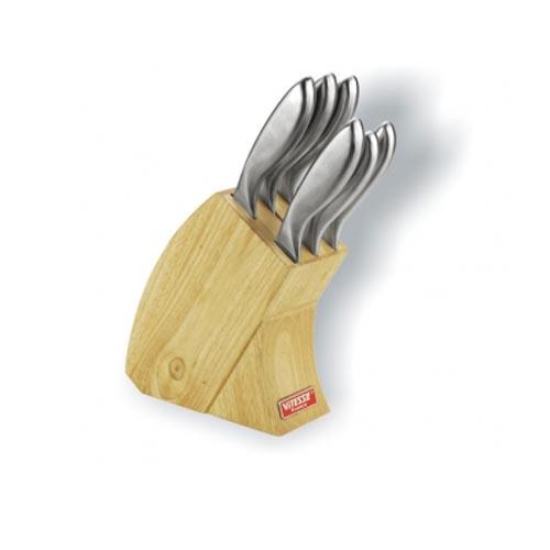 Набор ножей Vitesse VS-1307 (Adora) 7 предметов