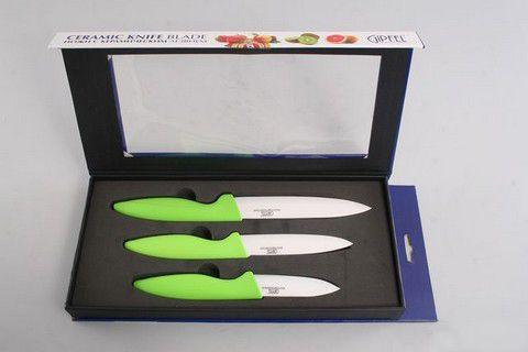 Набор керамических ножей 3 пр. 6738