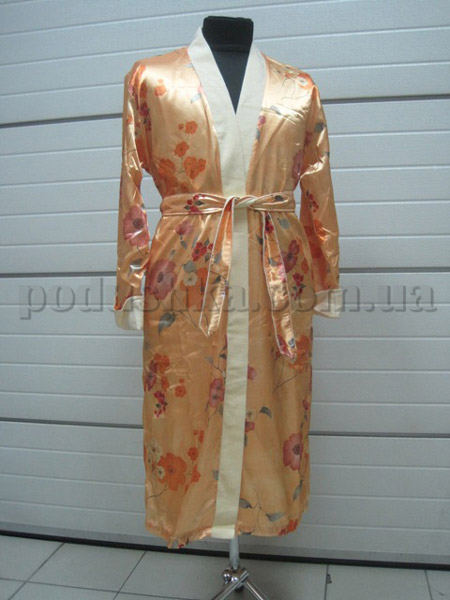 Халат женский длинный Nusa NS-9015-031