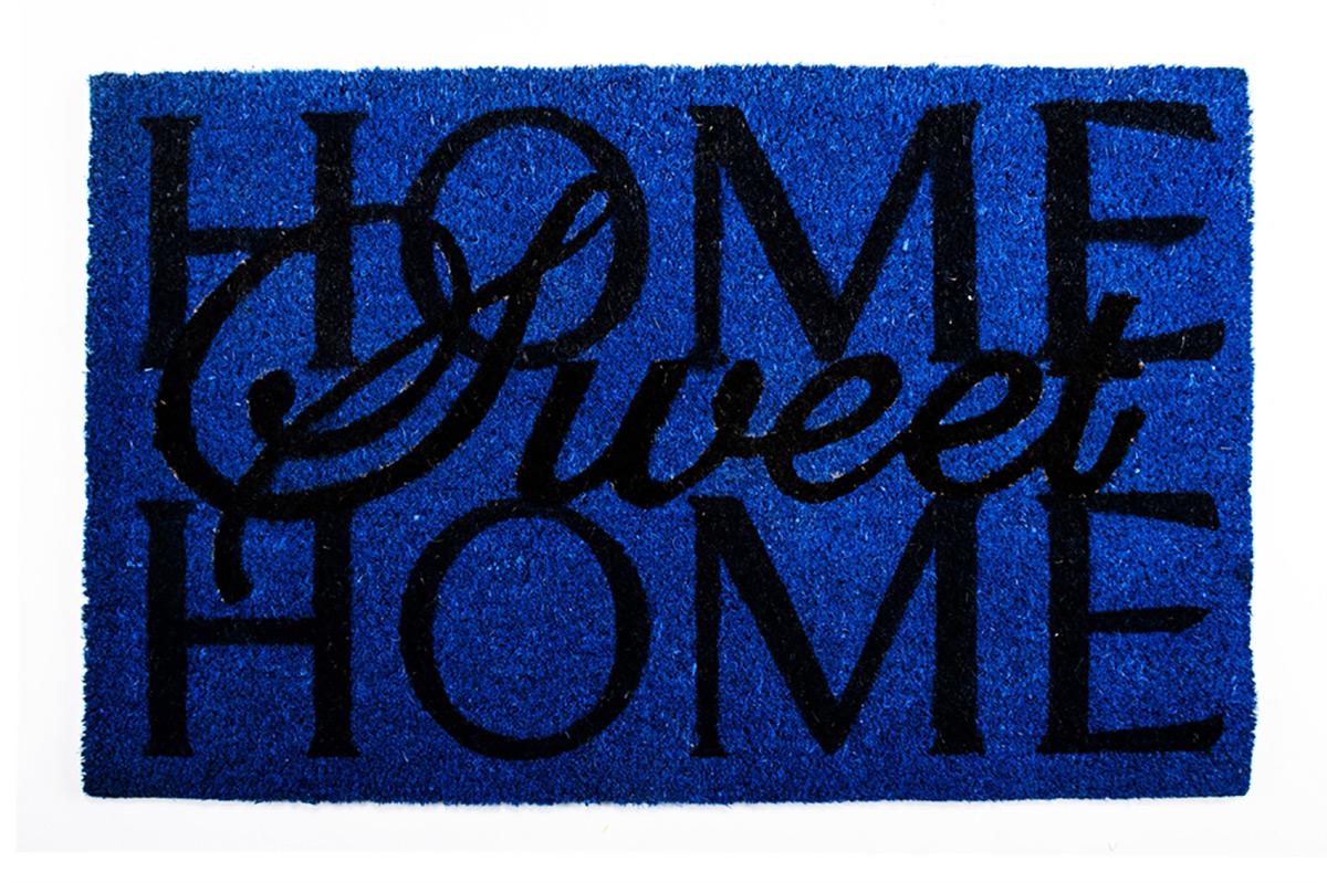 Коврик придверный Izzihome Koko Sweet Home