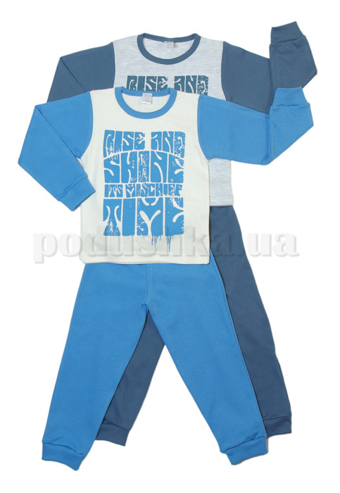 Пижама детская Кена 207102 интерлок