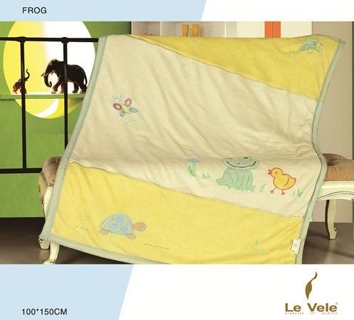 Плед детский Le Vele Frog