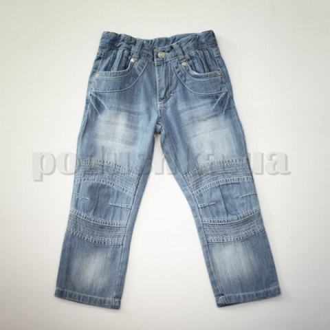 Штаны детские Бемби ШР96 джинс
