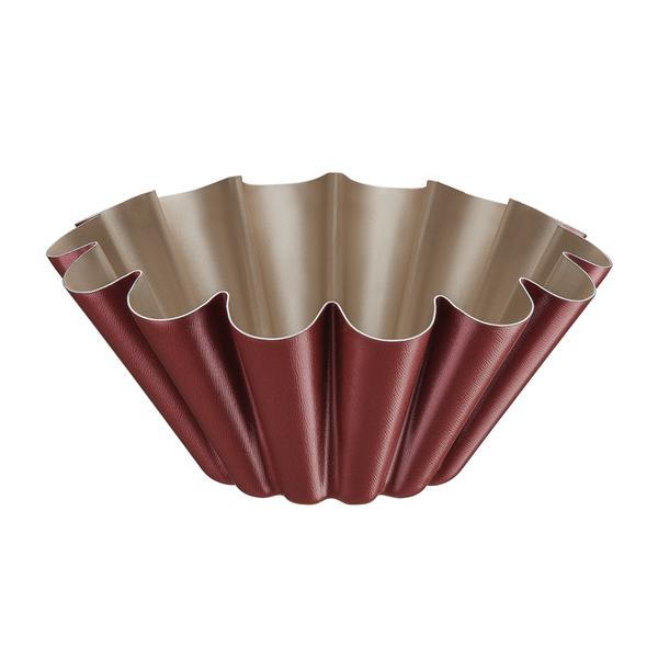 Форма для кекса металлическая Tramontina Brasil 24 см круглая 20065/722