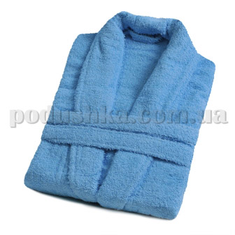 Халат махровый Belle-textile Crystal blue