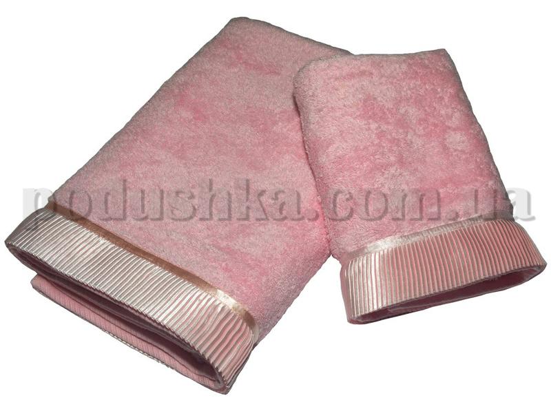 Набор полотенец Pavia SATIN PINK розовый