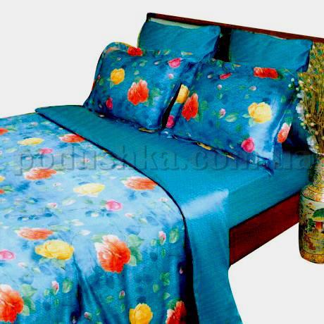 Постельное белье Mariposa Turquoise blue