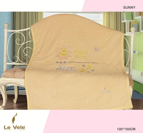 Плед детский Le Vele Sunny