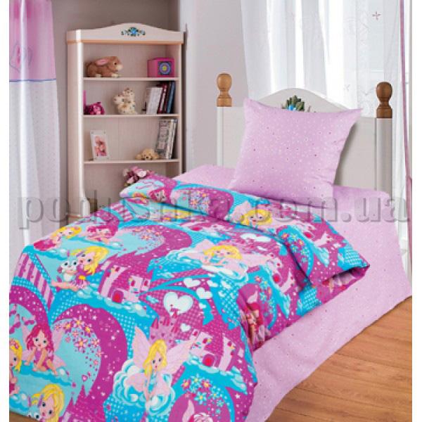 Постельное белье в кроватку Маленькая фея