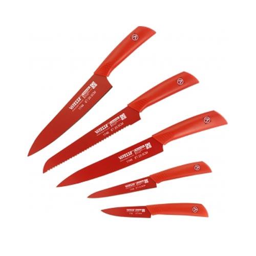Набор ножей Vitesse VS-1746 (Onaeda) 5 предметов