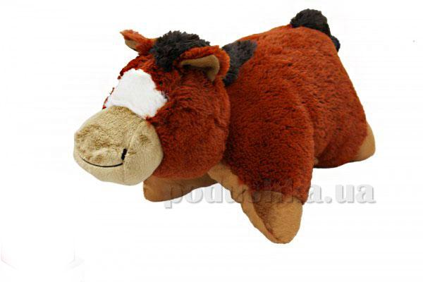 Декоративная подушка Лошадка Pillow Pets 25x27x45 см  Pillow Pets