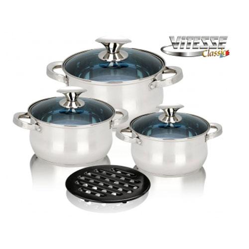 Набор посуды Vitesse VS-7012 7 предметов