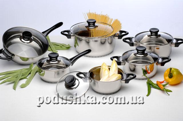 Набор посуды 12 предметов CONSIO BergHOFF