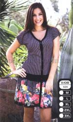 Халат женский Cocoon 11-108