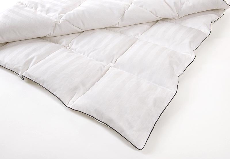 Детское одеяло пуховое кассетное Зима MirSon Royal белый пух 100 % Премиум 036 зимнее 110х140 см вес 700 г. MirSon