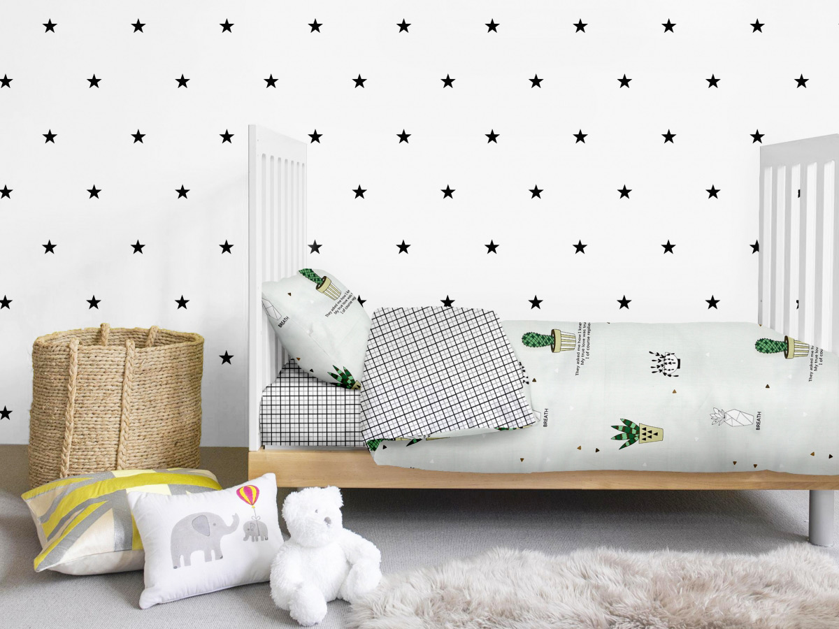 Комплект подросткового постельного белья Cosas Kaktus cell 3