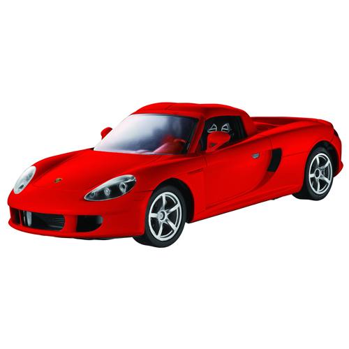 Автомобиль радиоуправляемый - Porsche Carrera GT (красный, 1:16)