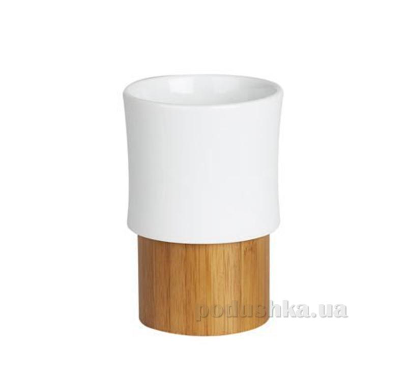 Фарфоровый стакан Spirella Fjord