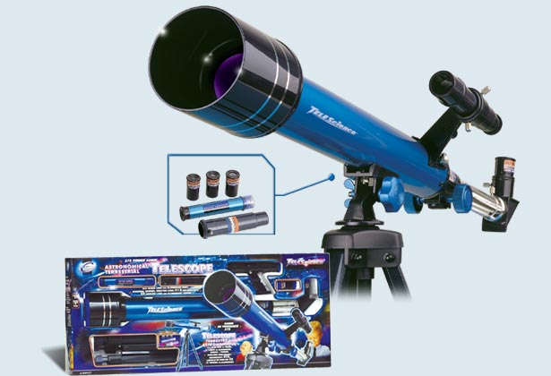 Телескоп со штативом 2307-EC